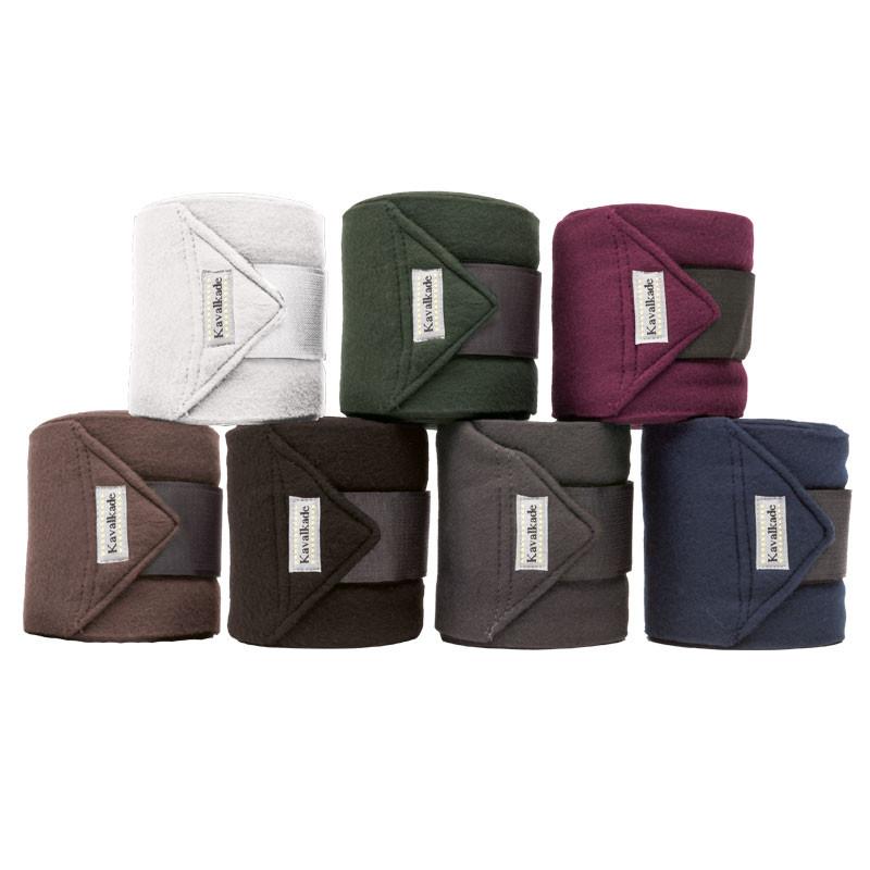 Kavalkade Fleece-Bandagen