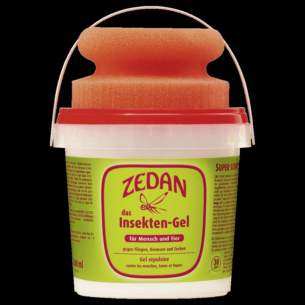 ZEDAN SP - Das Insekten Gel (mit Schwamm)