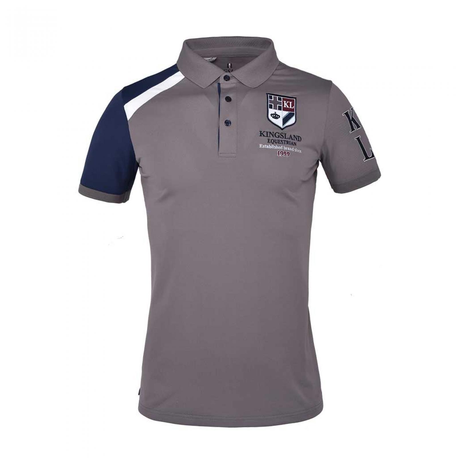 Kingsland KLifan funktionales Poloshirt Herren