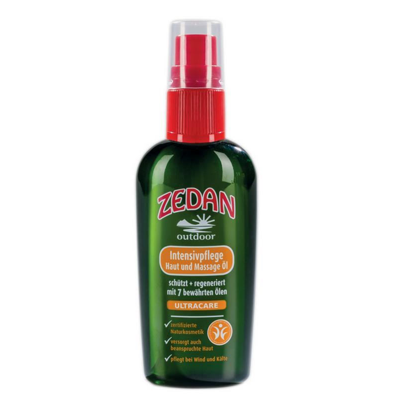Zedan Outdoor Haut und Massage Öl