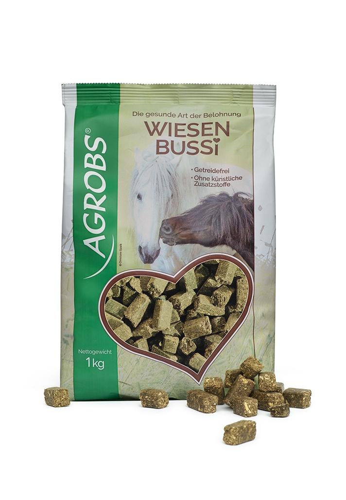 Agrobs WiesenBussi -getreide- und melassefrei-